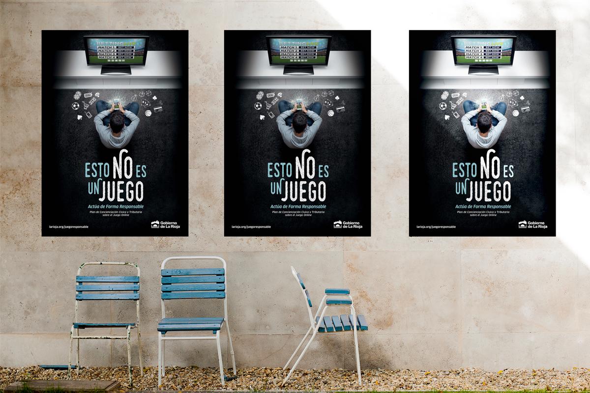 Marino Publicidad Ayuda Al Gobierno A Alertar Sobre Los Riesgos Del Juego Online
