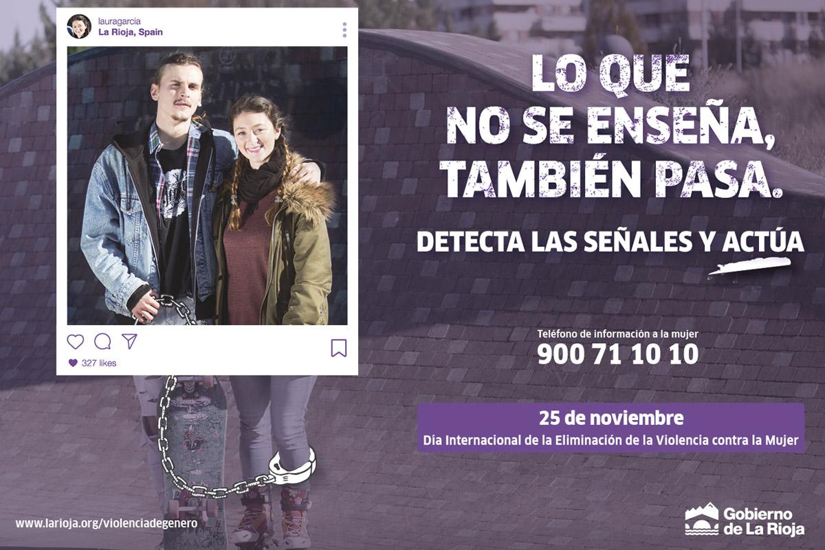 Código Zeta Crea La Campaña Del Día Internacional De La Eliminación De La Violencia Contra La Mujer
