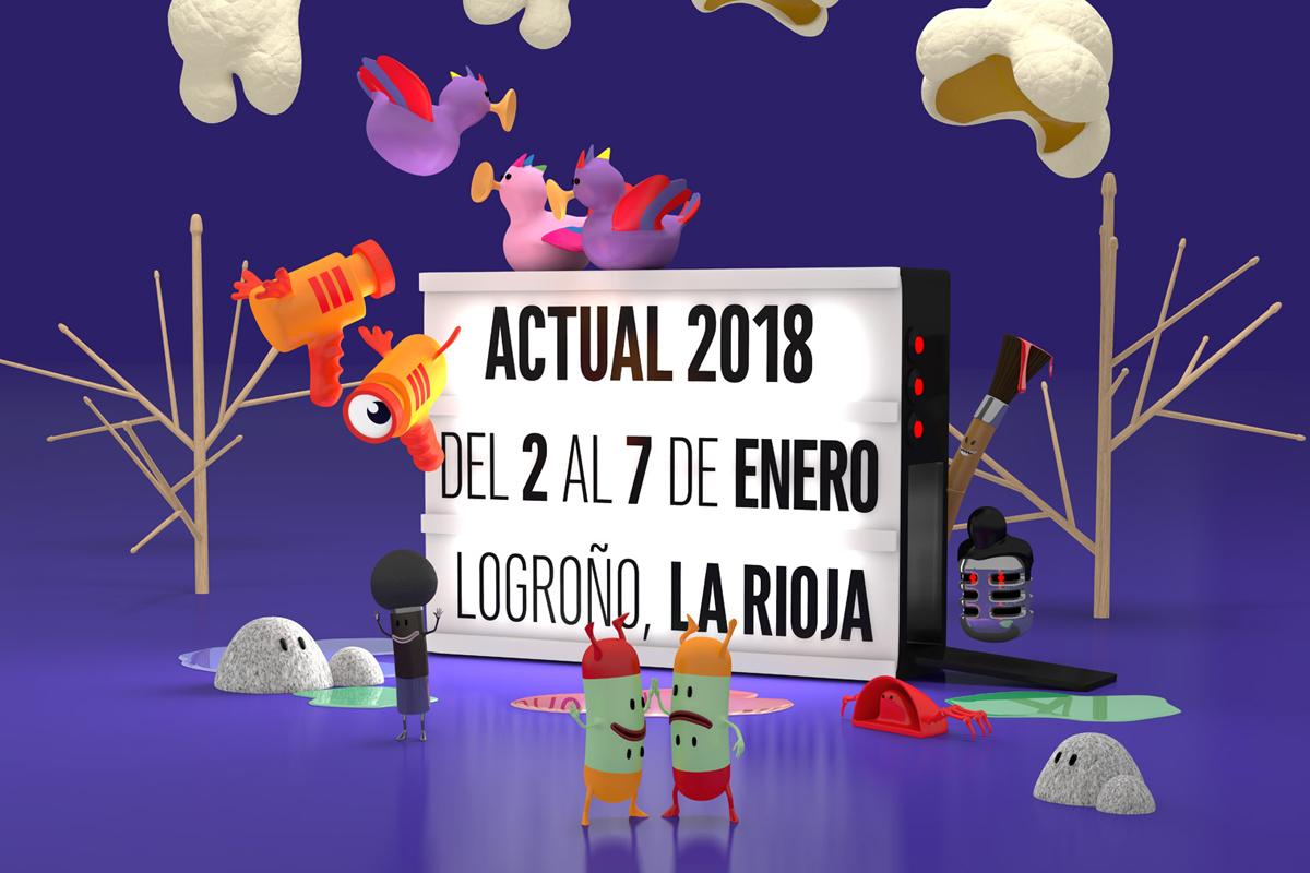 Hola Jorge Desarrolla La Nueva Imagen Del Festival Actual