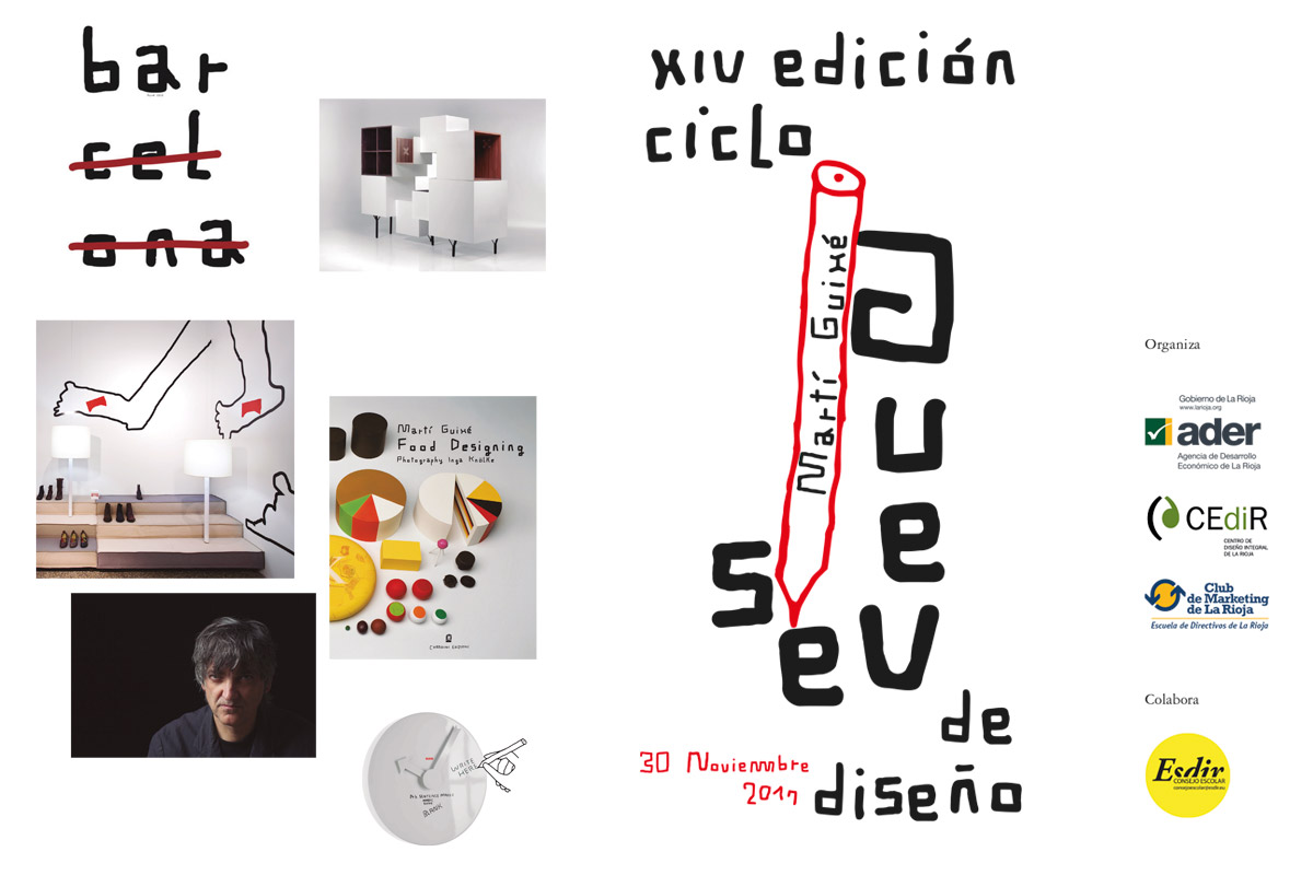 Vuelven Los Jueves Del Diseño, Con Martí Guixé