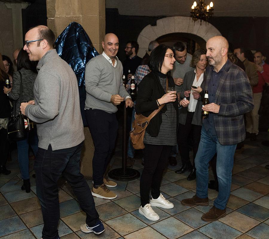 Fiesta De A Crear Por El Día De La Publicidad 2018, En El Bar Menhir