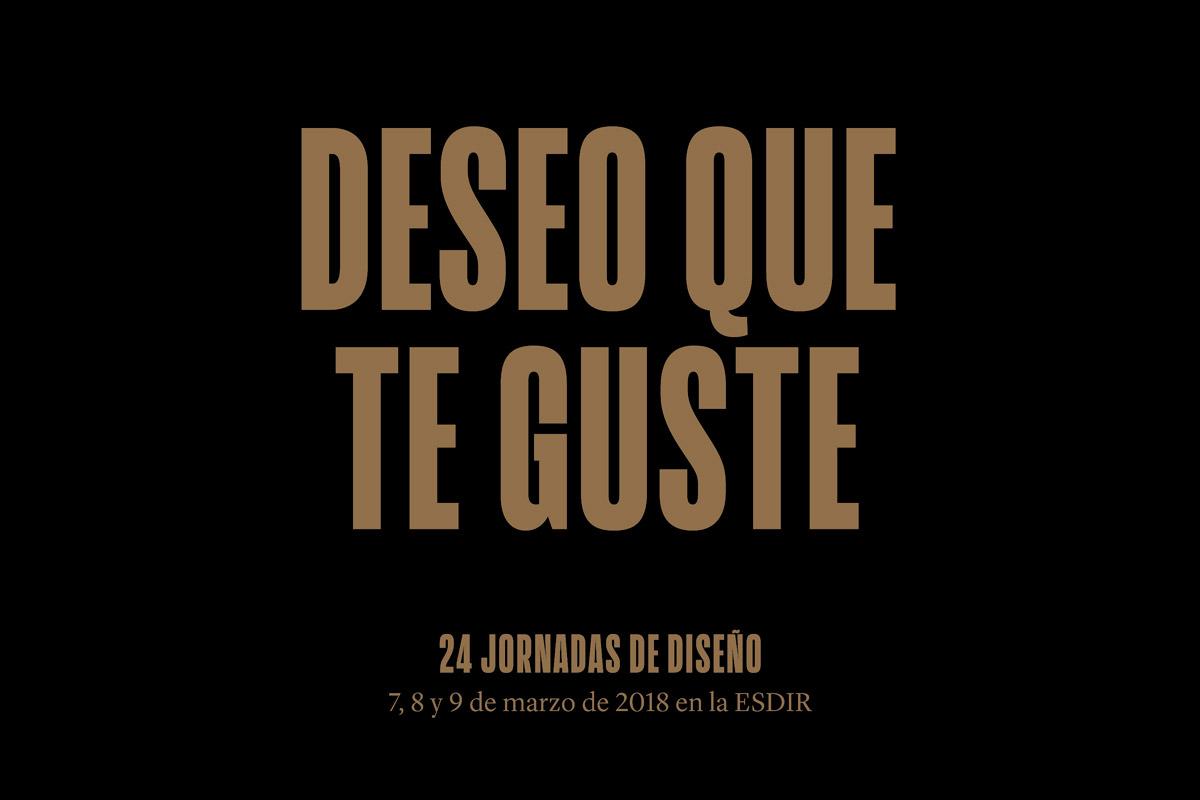 24 Jornadas De Diseño De La ESDIR