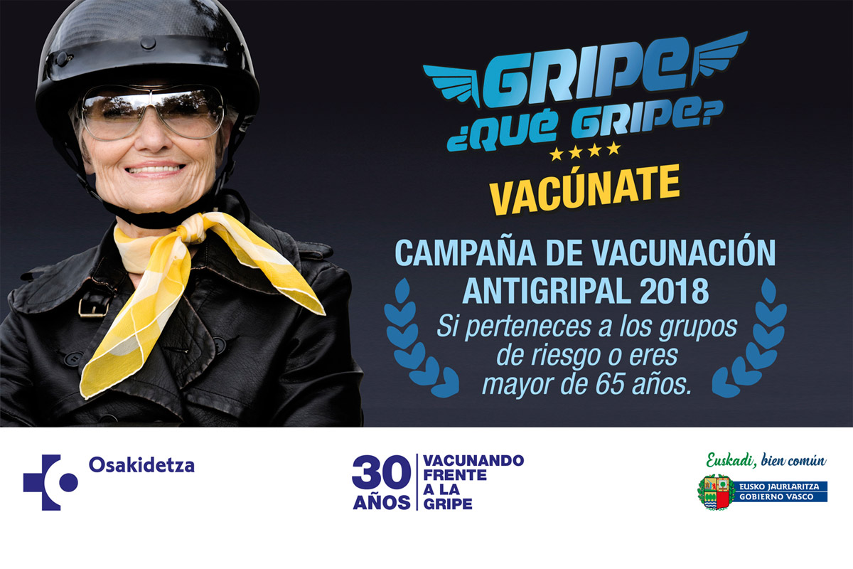 Born To Be Wild! Contra La Gripe