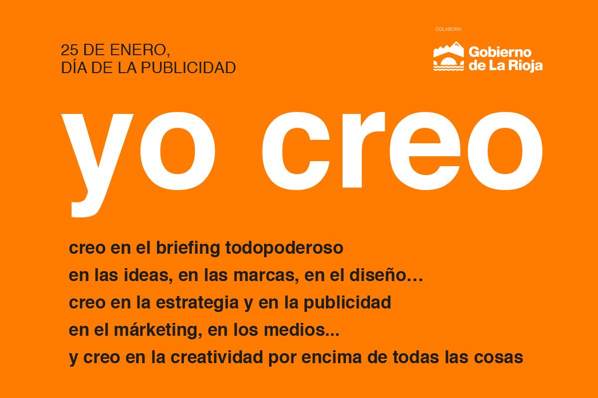 Día De La Publicidad 2019, Organizado Por A Crear
