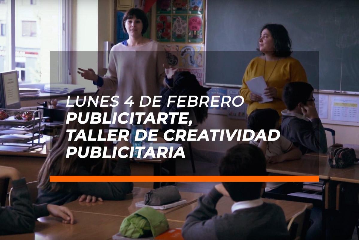 Vídeo Del Taller 'Publicitarte'