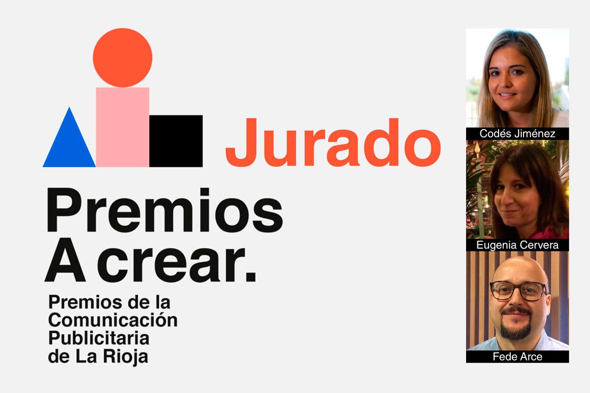 Dos Riojanos Que Triunfan En La Publicidad Nacional, Jurado De Los Premios A Crear
