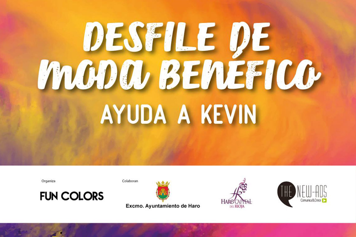 The New Ads colaboró en el desfile solidario Ayuda a Kevin