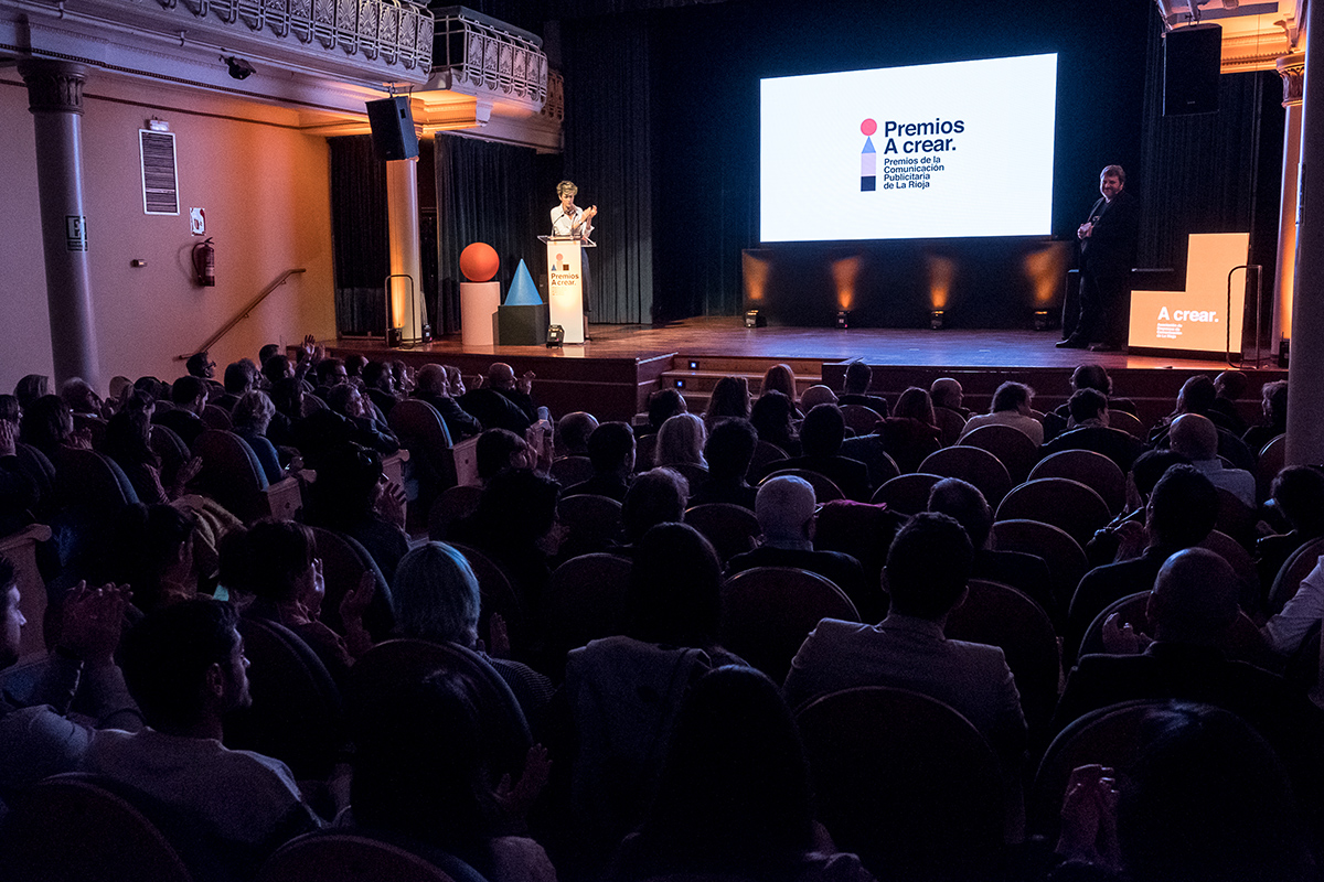 Imágenes De La Gala De Los I Premios De La Comunicación Publicitaria De La Rioja