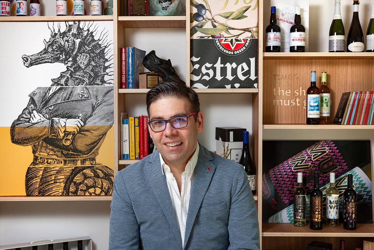 Ricardo Moreno, Fundador De TSMGO