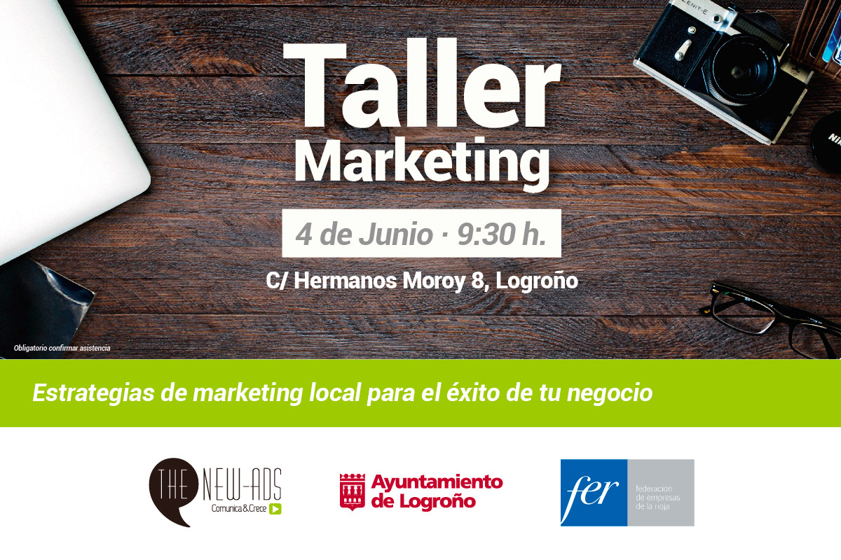 Taller Sobre Marketing Local, Impartido Por The New Ads