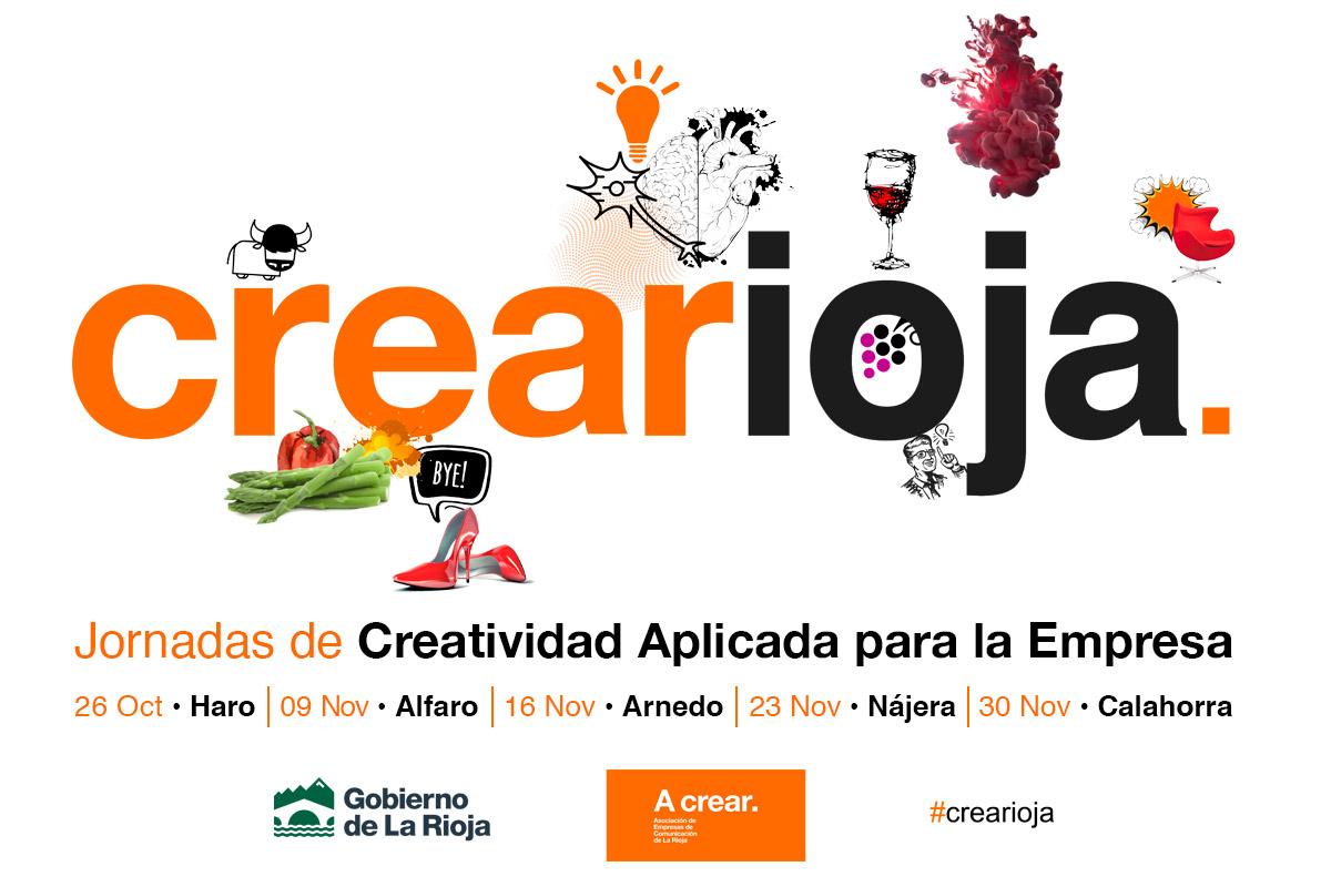 Alfaro Acoge El Jueves 9 De Noviembre La Segunda Jornada De #Crearioja