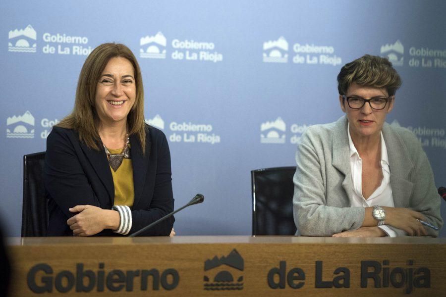 Presentación de las jornadas de Crearioja, organizadas por A crear y el Gobierno de La Rioja