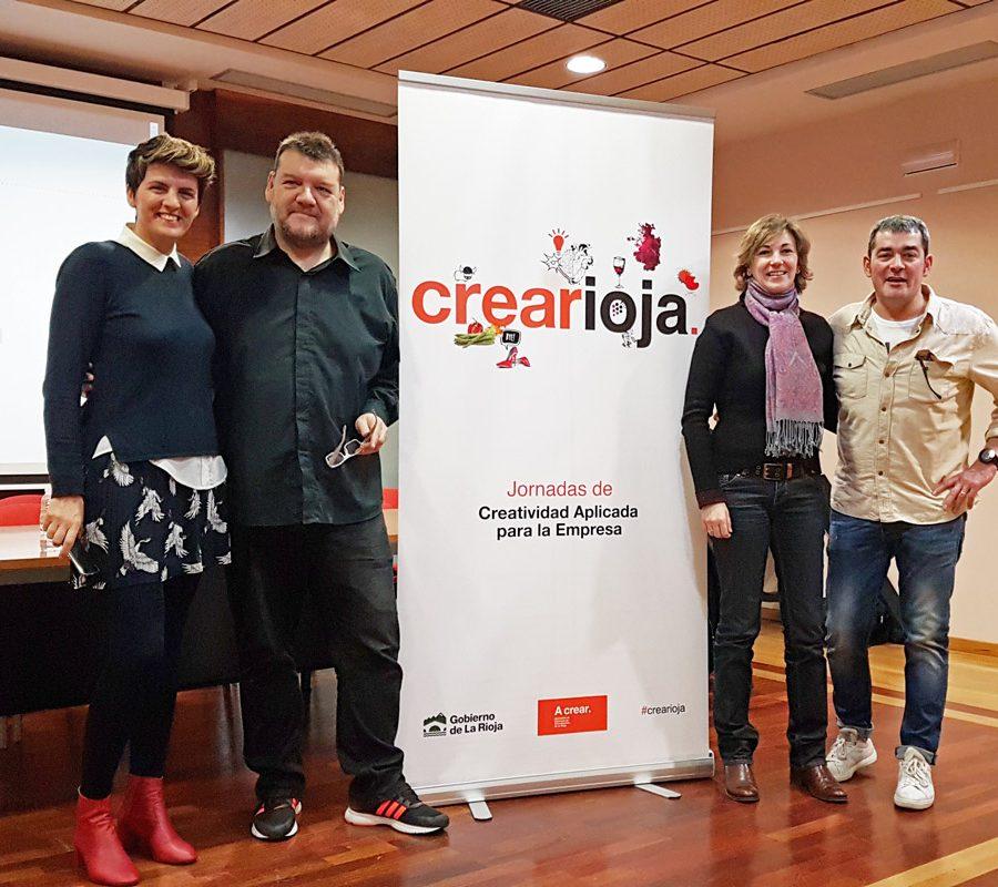 Jornada De Crearioja En Alfaro, Organizada Por A Crear
