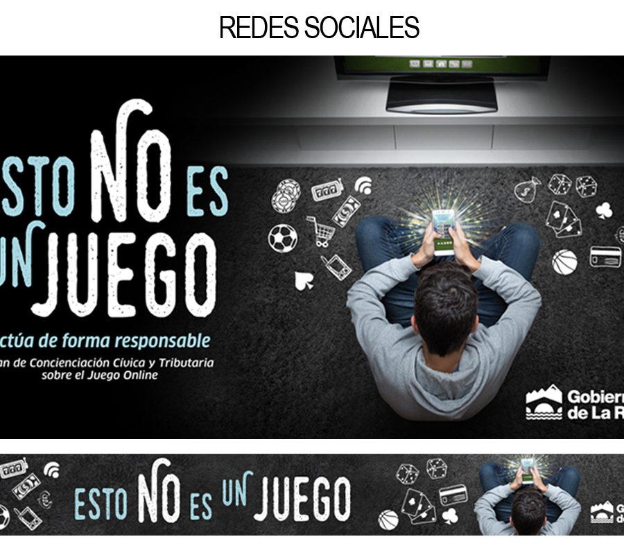 Marino Publicidad, campaña Esto no es un juego