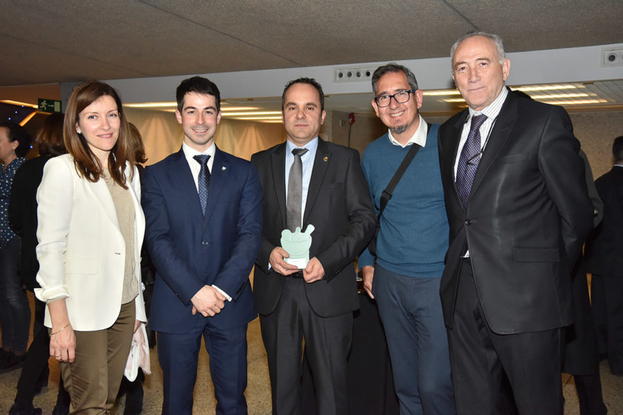 Premio para una iniciativa del Colegio de Farmacéuticos desarrollada por Trece Marketing y Torrents Creativos