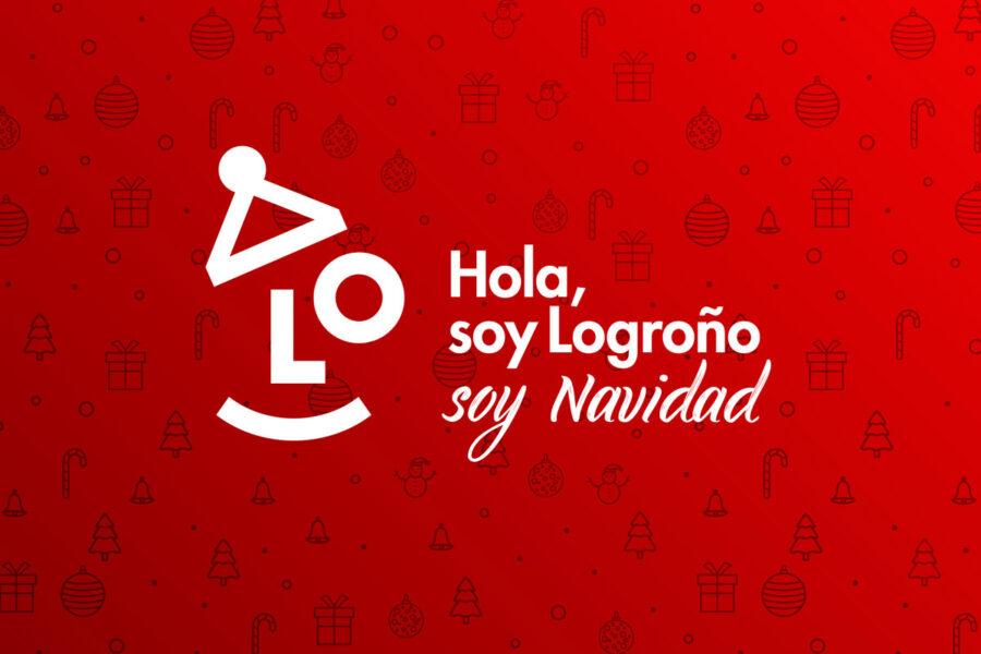 Hola Jorge desarrolla la campaña Hola soy Logroño, soy Navidad
