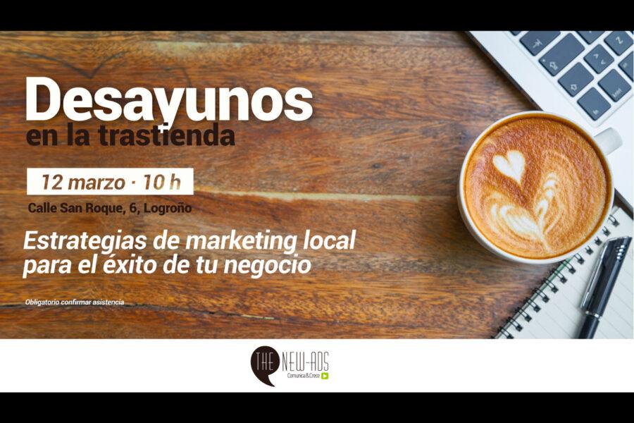 The New Ads organizó Desayunos en la trastienda