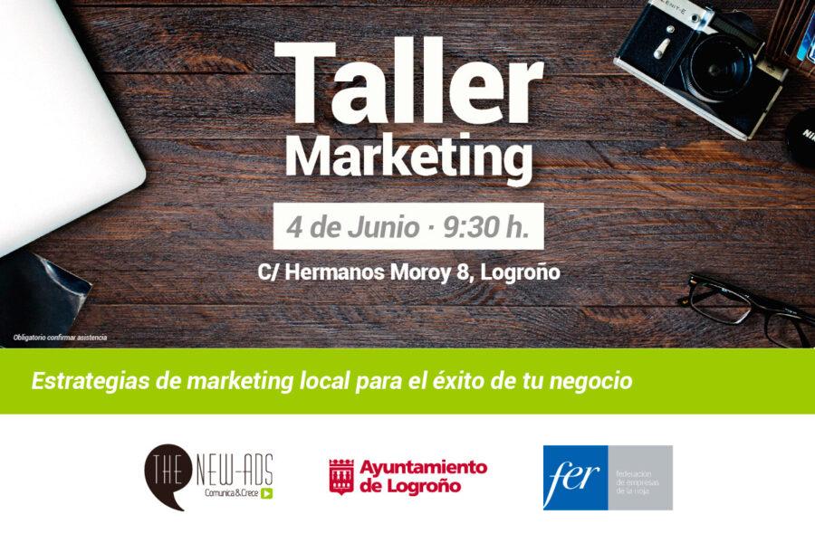 Taller sobre Marketing Local, impartido por The New Ads