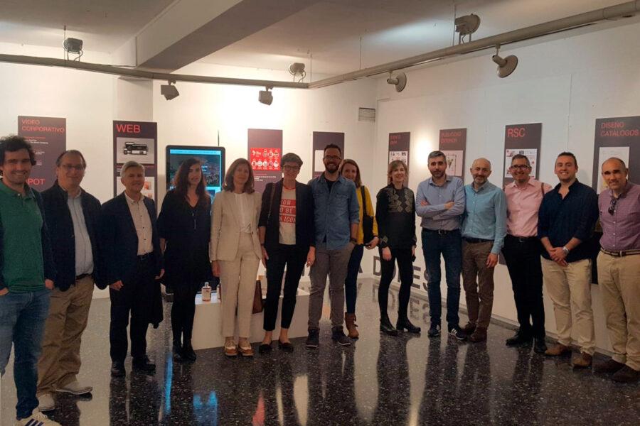 Exposición I Premios A crear de la Comunicación Publicitaria de La Rioja