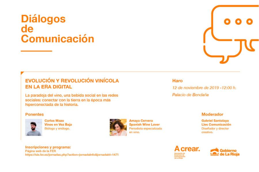 Diálogos de Comunicación: Haro