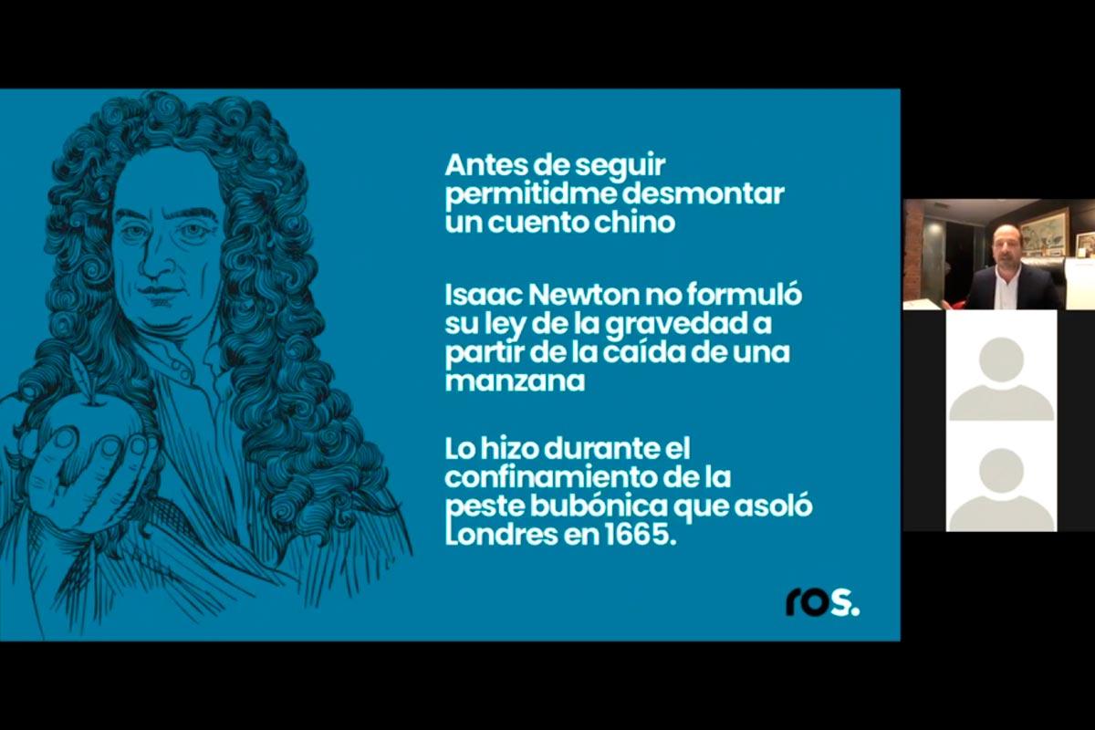 Video De La Jornada De Daniel Ros Por El Día De La Publicidad 2021