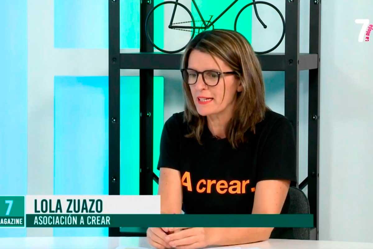Presentación De Los II Premios A Crear En La7 Televisión La Rioja
