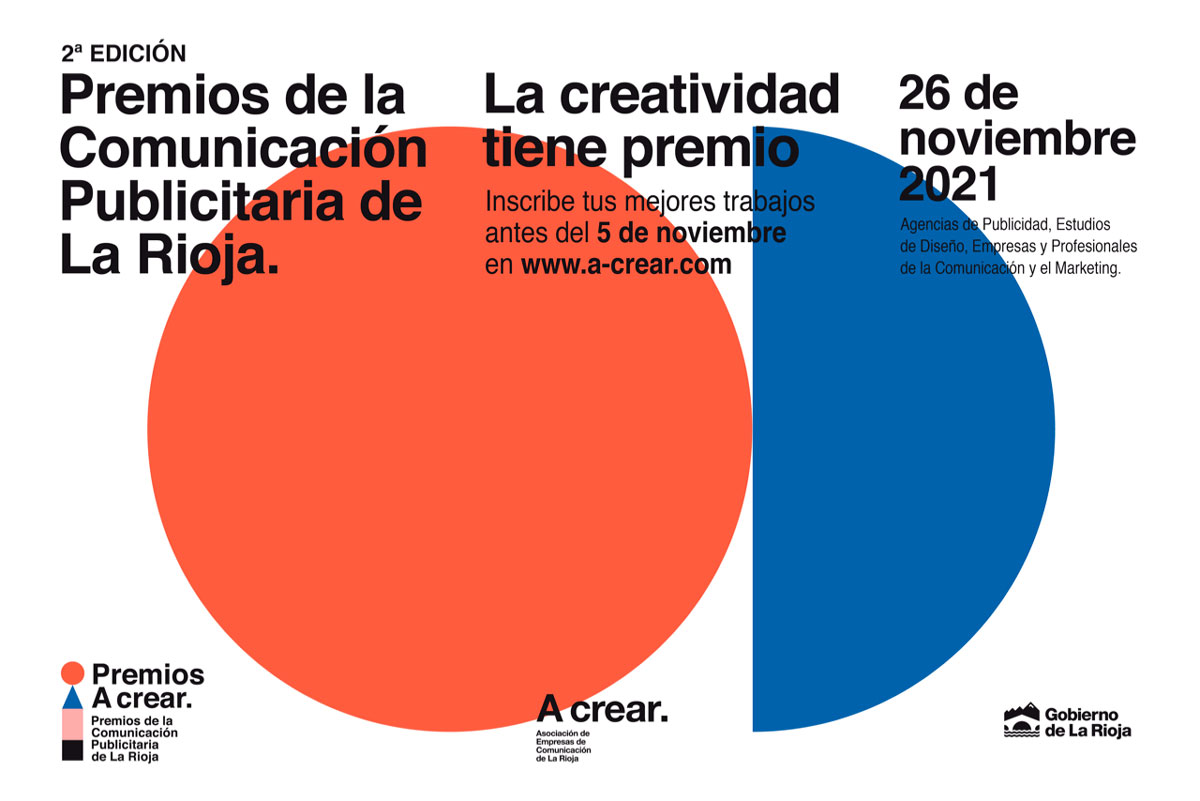 II Premios A Crear De La Comunicación Publicitaria De La Rioja